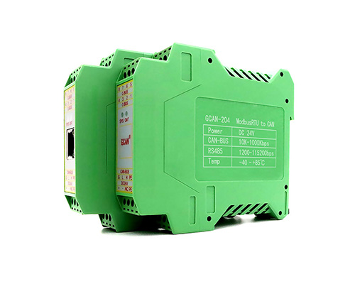 Modbus/TCP-CAN网关
